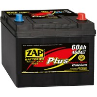Аккумулятор ZAP Plus Japan 560 68 R / 60Ah