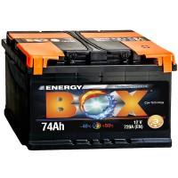Аккумулятор Energy Box 6CT-74-АЗ / 74Ah