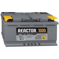 Аккумулятор AKOM Reactor 6CT-100 / 100Ah / 1 000А / Обратная полярность / 353 x 175 x 190