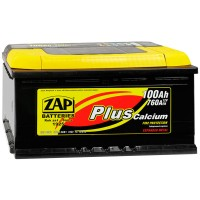 Аккумулятор ZAP Plus 600 38 R / 100Ah