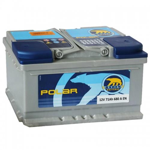 Аккумулятор Baren Polar / 71Ah / Низкий