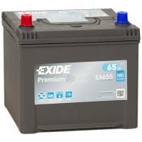 Аккумулятор Exide Premium EA655 / 65Ah