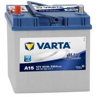 Аккумулятор Varta Blue Dynamic Asia A15 / 540 127 033 / 40Ah L