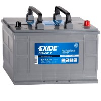 Аккумулятор Exide HEAVY EF1202 120 / 120Ah