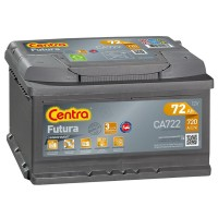 Аккумулятор Centra Futura CA722 / 72Ah / Низкий