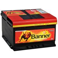Аккумулятор Banner Power Bull Double Top / 74Ah / Низкий