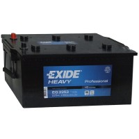 Аккумулятор Exide HEAVY EG2253 / 225Ah