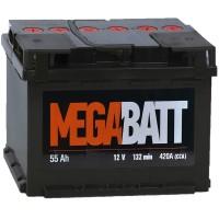 Аккумулятор Mega Batt 6СТ-55 R