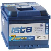 Аккумулятор ISTA 7 Series 6CT-50 A2 E / 50Ah