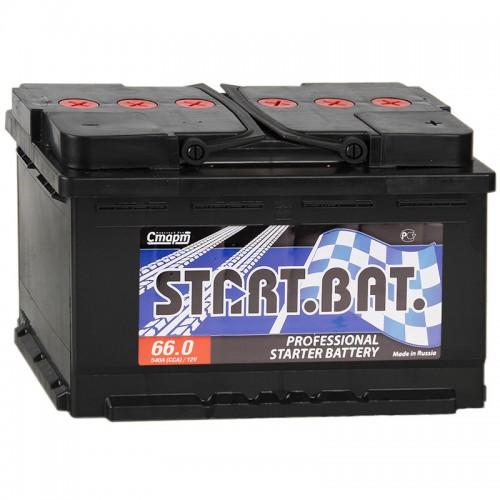 Аккумулятор Стартбат 6СТ-66-А3 / 66Ah R