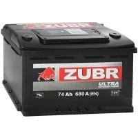 Аккумулятор Зубр Ultra / 74Ah