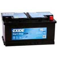 Аккумулятор Exide Hybrid AGM EK950 / 95Ah