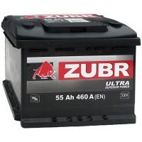 Аккумулятор Зубр Ultra / 55Ah