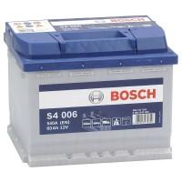 Аккумулятор Bosch S4 006 / 560 127 054 / 60Ah / Низкий