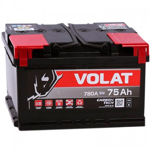 Аккумулятор VOLAT Ultra 75Ah / 780A / R