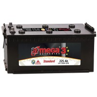 Аккумулятор A-Mega Standard 225 L евро / 225Ah