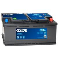 Аккумулятор Exide Excell EB1100 / 110Ah