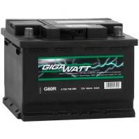 Аккумулятор GIGAWATT G62R / 60Ah