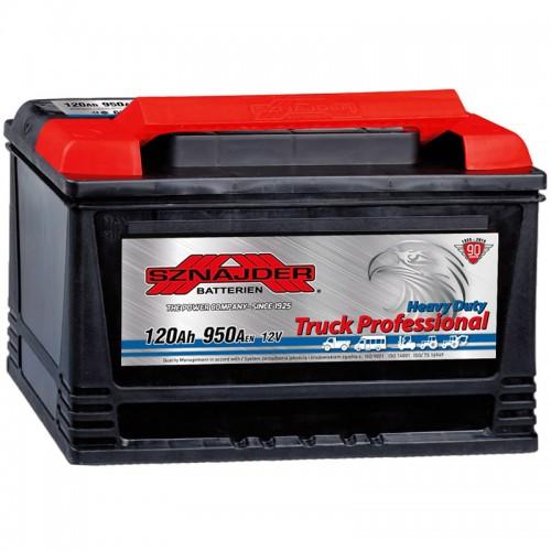 Аккумулятор Sznajder Truck Professional / 620 12 L / 120Ah