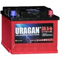 Аккумулятор Uragan R (55 Ah)